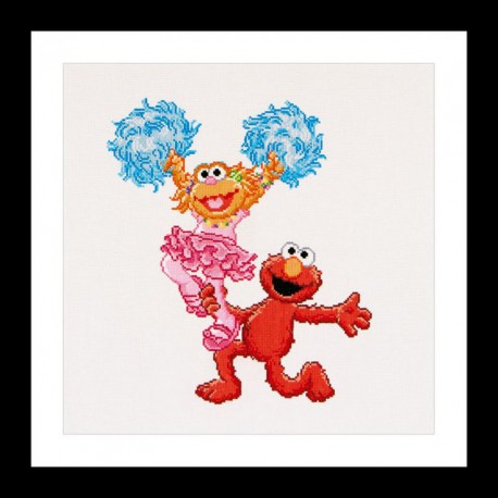 Sesame  Street  Dancing  768A  Thea Gouverneur