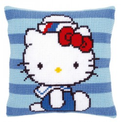 Coussin  Hello  Kitty  0149831  Vervaco