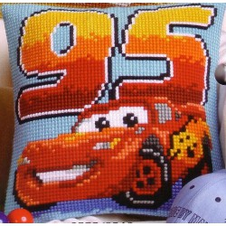 Coussin  Lightning  McQueen  2575/8542  Vervaco