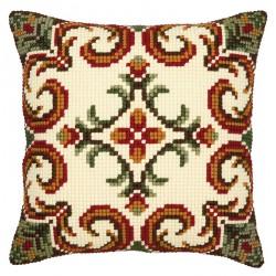 Coussin  Dessin  géométrique  0008593  Vervaco