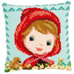 Coussin  Chaperon  rouge  0150071  Vervaco