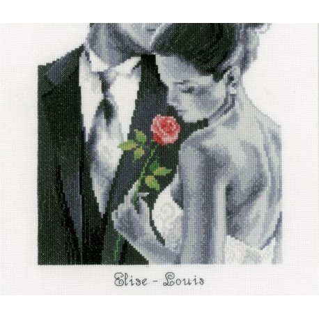 Rose  de  l'amour  0150602  Vervaco