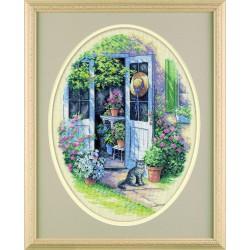 Porte  de  jardin  35124  Dimensions