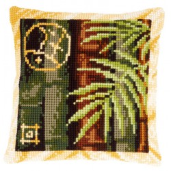 Coussin  Bambou  II  0148437  Vervaco