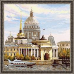 Saint  Petersburg  Admiralty  1283  Riolis