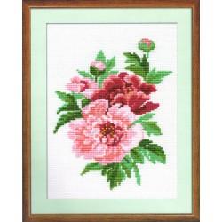 Bouquet  de  pivoines  815  Riolis