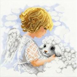 L'ange  et  le  mouton  1360  Riolis
