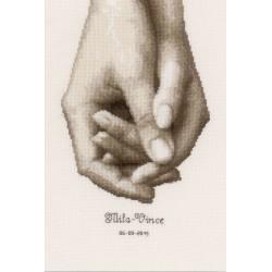 Main  dans  la  main  0149249  Vervaco