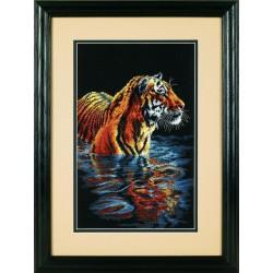 Tigre  se  rafraîchissant  35222  Dimensions