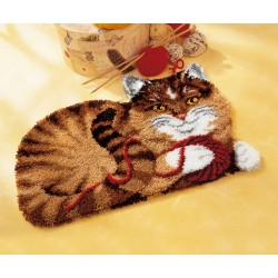 Tapis  chat  0014343  Vervaco