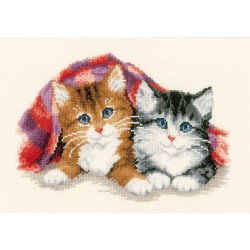 Chatons  ronronnant  0145022  Vervaco