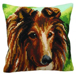 Coussin  Lassie   5.159  Collection d'art
