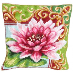 Coussin  Nénuphar  II  5.174  Collection d'art