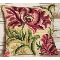 Coussin  Rose  sauvage  5.010  Collection d'art