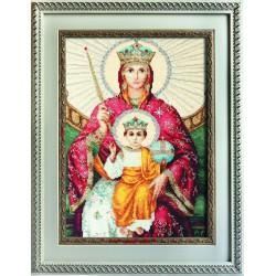 Icône  Mère  de  Dieu  BR113  Luca-S