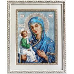 Icône  Mère  de  Dieu  de  Jérusalem  BR114  Luca-S