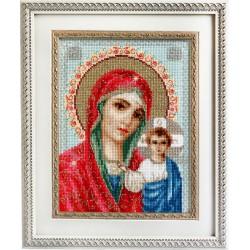 Icône  Mère  de  Dieu  de  Kazan  BR111  Luca-S