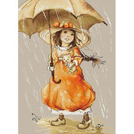 Sous  le  parapluie  B1065  Luca-S