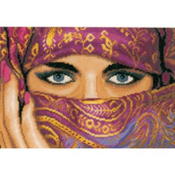 Veiled  Woman  0021221  Lanarte
