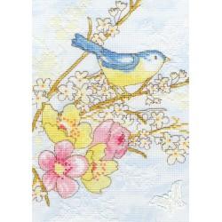 Dream  bird  XSH2  Bothy Threads