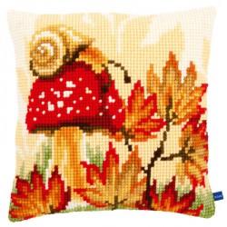 Coussin  Scène  d'automne  0155250  Vervaco