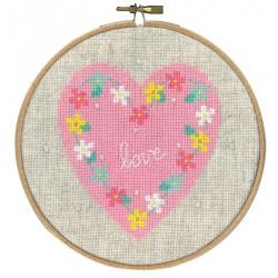 Love  cœur  0155663  Vervaco