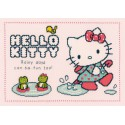 Hello Kitty  fun  sous  la  pluie  0151913  Vervaco