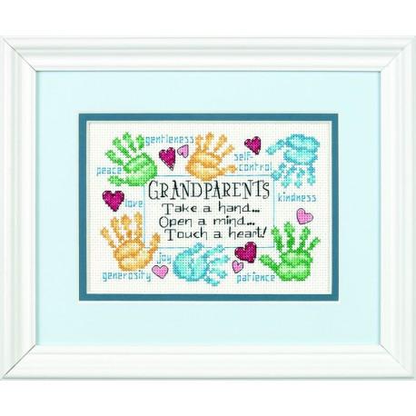 Grand-parents  65011  Dimensions