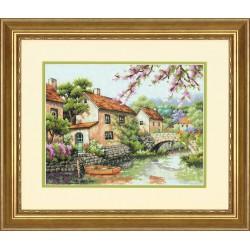 Canal  du  village  70-35330  Dimensions