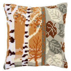 VERVACO  0147971  Coussin  Bouleaux I