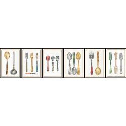 Cutlery  3060A  Aïda  Thea Gouverneur