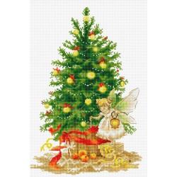 Luca-S  B1117  Christmas Tree