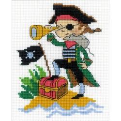 Brave Pirate  HB164  RIOLIS