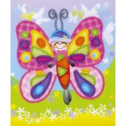RIOLIS  0061PT  Fairytale Butterfly