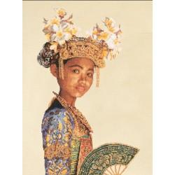Thea Gouverneur  946A   Balinese Dancer