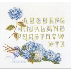 Thea Gouverneur  Alphabet  hortensias  2088  Lin