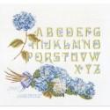 Alphabet  hortensias  2088A  Aïda  Thea Gouverneur