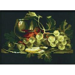 Riolis  kit Nature morte au citron | Riolis 365 | Broderie du monde