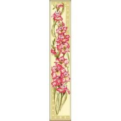Riolis  kit Gladioli | Riolis 938 | Broderie du monde