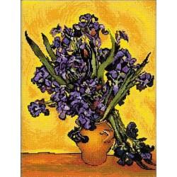 Irises  1087  Riolis