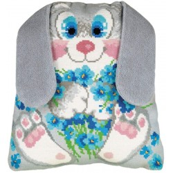 RIOLIS  1647  Coussin  Bunny