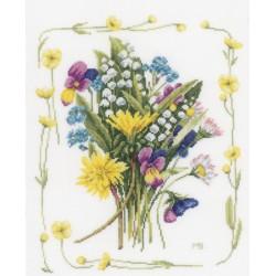 Lanarte   0167125  Fleurs des Champs