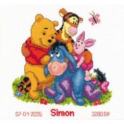 VERVACO  0014846  Winnie the Pooh