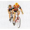 Kit point de croix  Cyclisme 1015A  Thea Gouverneur