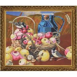 Nova Sloboda  kit Paradise apples  Nova Sloboda  CP 3082 | Broderie du monde