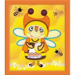 RIOLIS  0055PT  Granny Bee